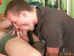 Naughty Fellows Get Very Turned On 1