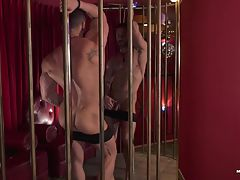 Ever wonder what it would be like to hire male stripper Zack Lemec for a private show? Well, we decided to offer you the opportunity to experience it, as close as possible to the real thing. From the moment Zack arrives to your room till he showers after