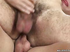 Gay porn models and gay sex.