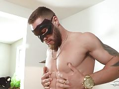 My mom presented me to her new boyfriend, soon-to-be stepdad. He`s much younger than her and full of muscles. He knew about Maskurbate and offered to show me his huge uncut cock. The man who first had sex with my mother in a waiting room`s toilet at the h