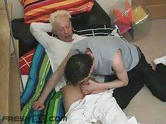 Kyle Martin And Rowen Yeme Get Horny 2