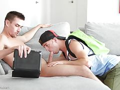 After School StepBrother Fuck